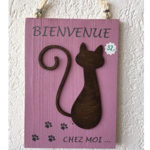décoration chat
