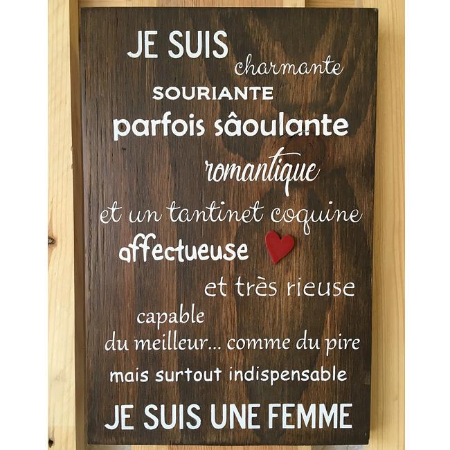 Image Citation Femme